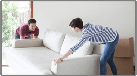 furniture movers in Dubai